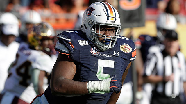 NFL Draft & Combine Profile - Derrick Brown | NFL.com