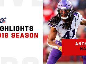 Anthony Harris highlights | 2019 season