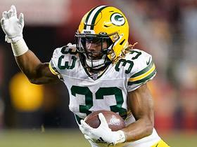 Aaron Jones highlights | 2019 season