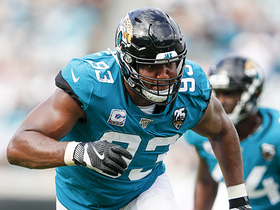 Calais Campbell highlights | 2019 season